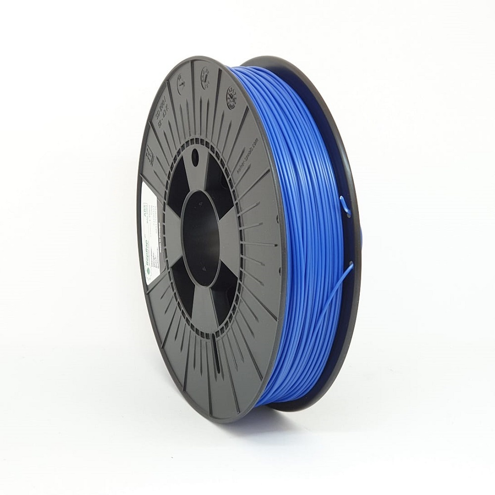 ABS RepRap PT - 1.75mm 500gr - Azul Escuro RAL 5002