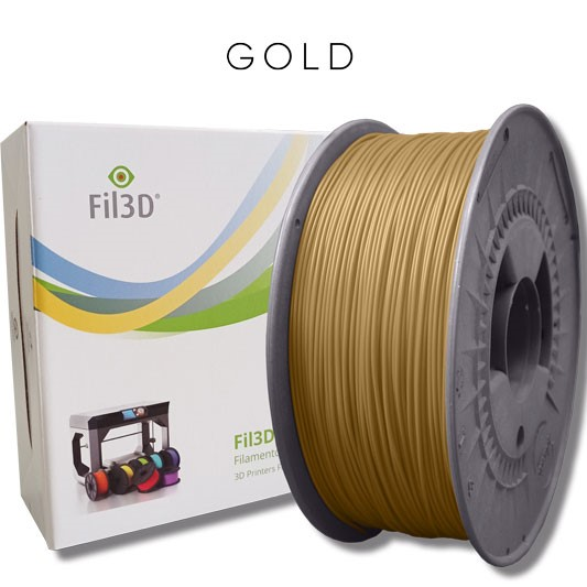 PLA Tucab 4032D - 1.75mm 1Kg - Ouro