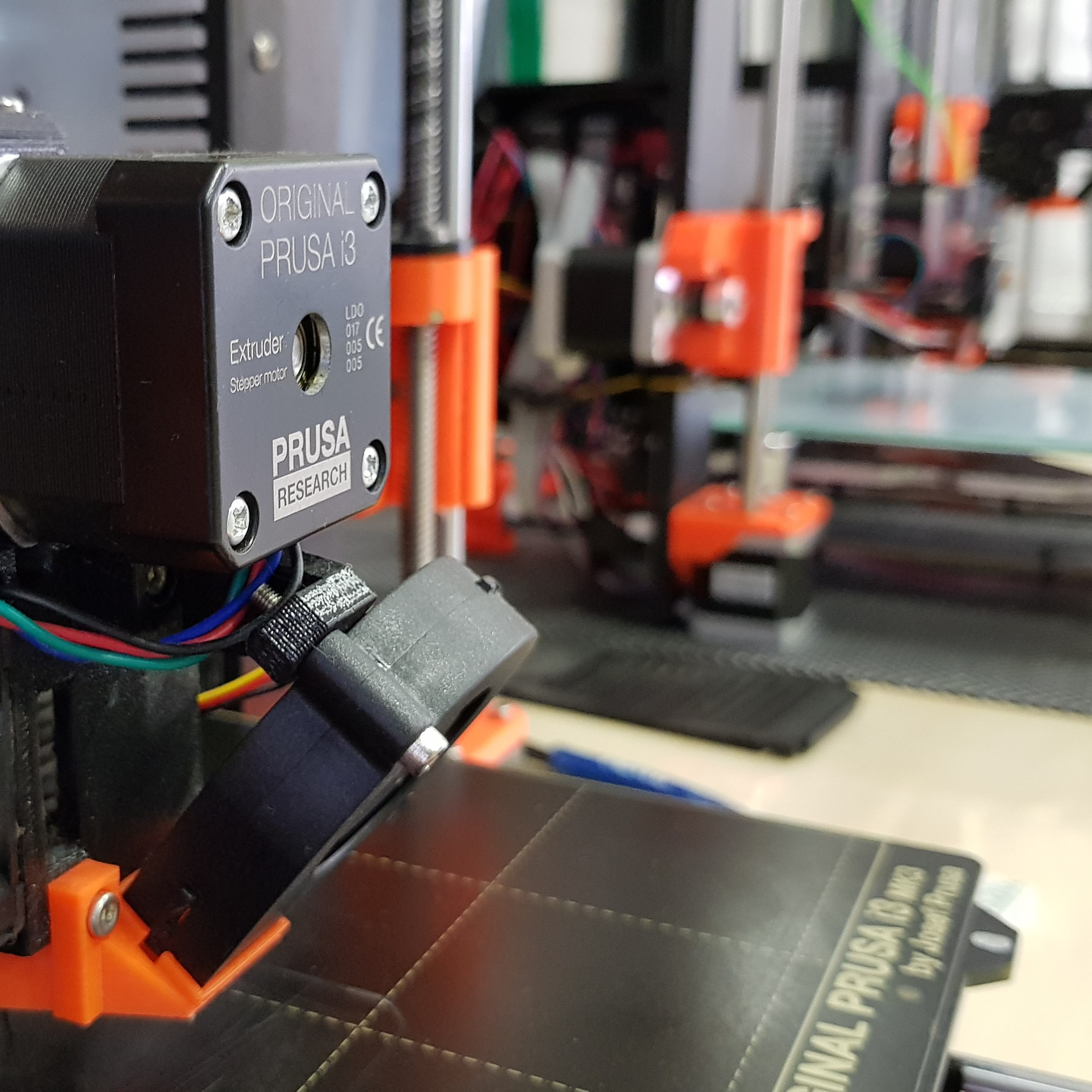 Diagnóstico para Reparação de impressoras 3D