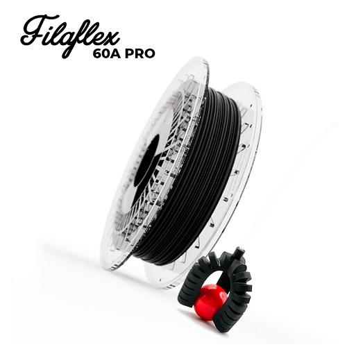FilaFlex 60A PRO - 1.75mm 500gr - Black