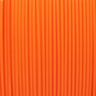 ABS Mais (Low warp) - 1.75mm 1Kg - Laranja
