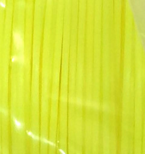 PLA RepRap PT - 1.75mm 1Kg - Amarelo Fluor