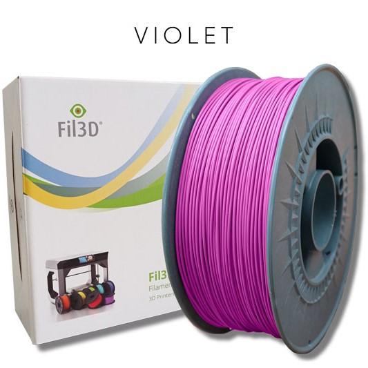PLA Tucab 4032D - 1.75mm 1Kg - Violeta