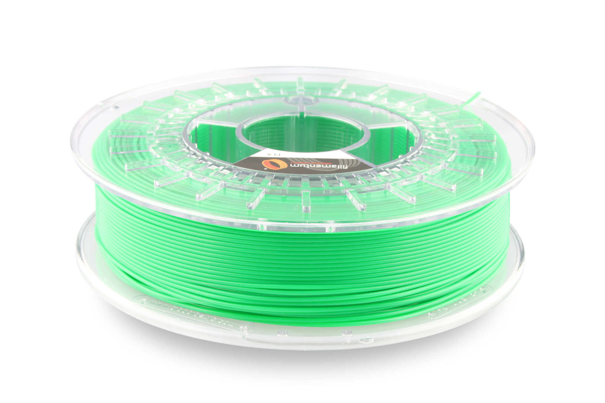 PLA Fillamentum - 1.75mm 750Gr - Luminous Green