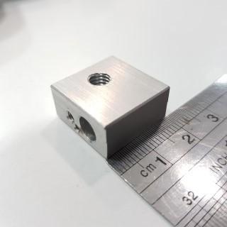Bloco de aquecimento em Alumínio Anet