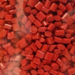 Corante Vermelho PLA 40gr  +/-4% Dosagem
