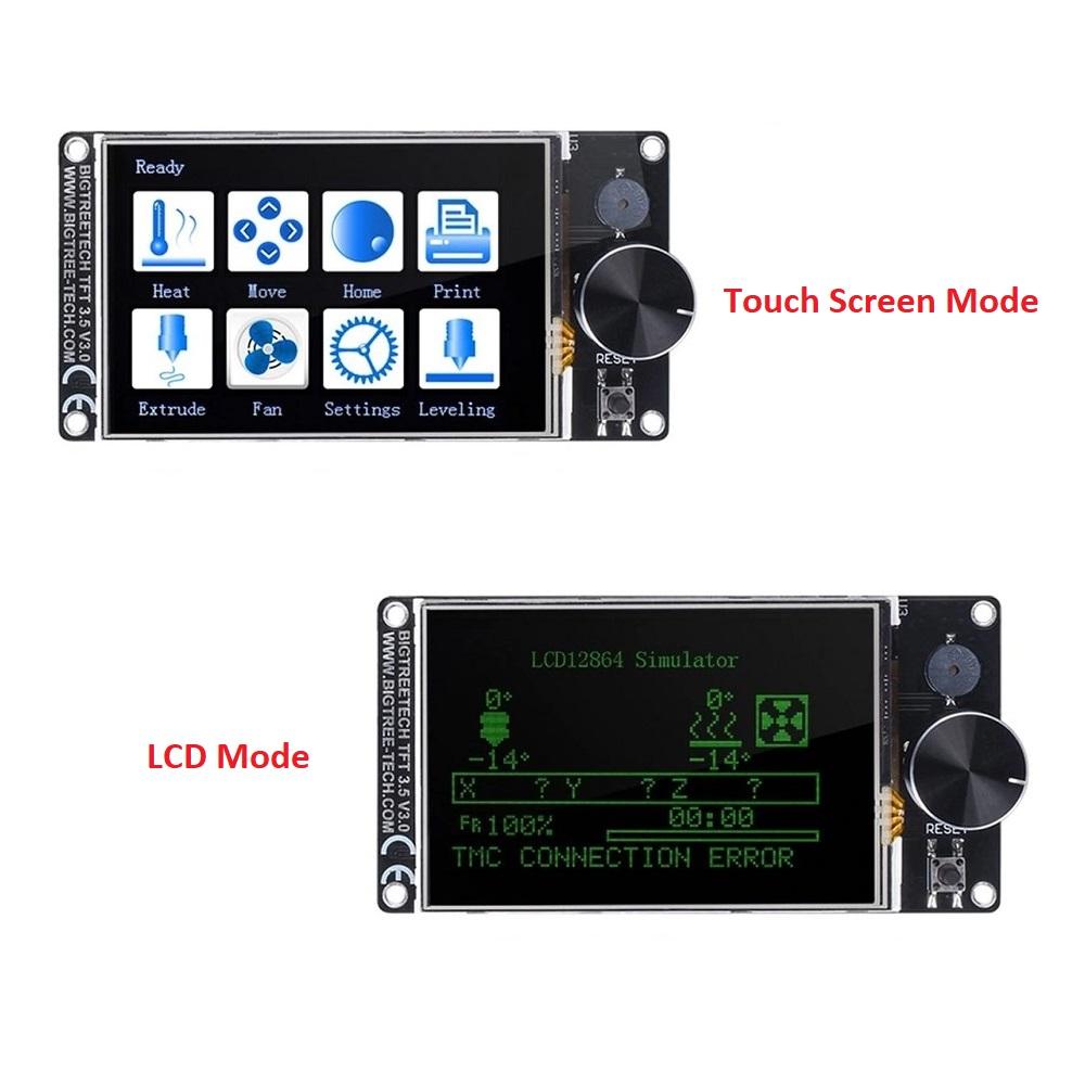LCD touch BTT TFT3.5 V3.0