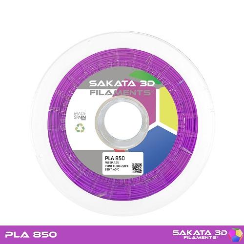 PLA INGEO 3D850 Sakata 3D - 1.75mm 1Kg - FUCSIA