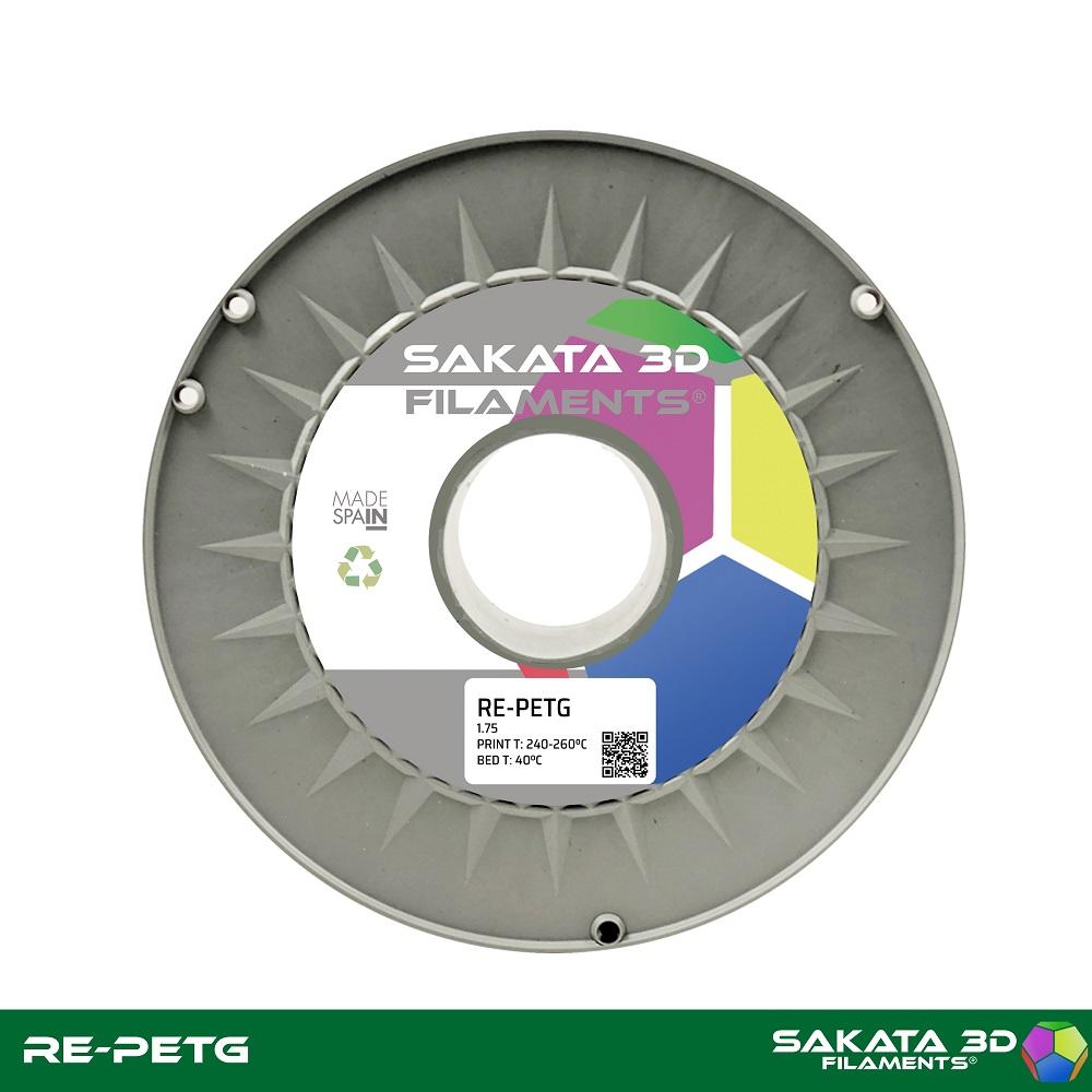 PLA INGEO 3D870 Sakata 3D - 1.75mm 1Kg - Reciclado
