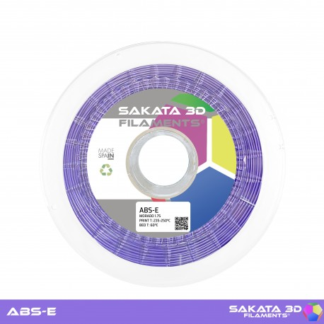 ABS-E Sakata 3D - 1.75mm 1Kg - PURPLE