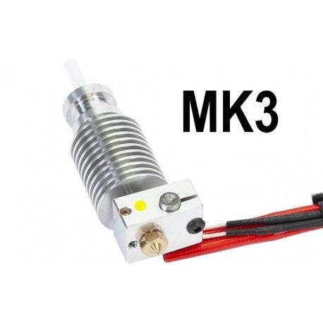 Assembled hotend E3D (Prusa MK3)