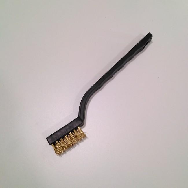 Escova de Limpeza do Nozzle e Bloco - Latão