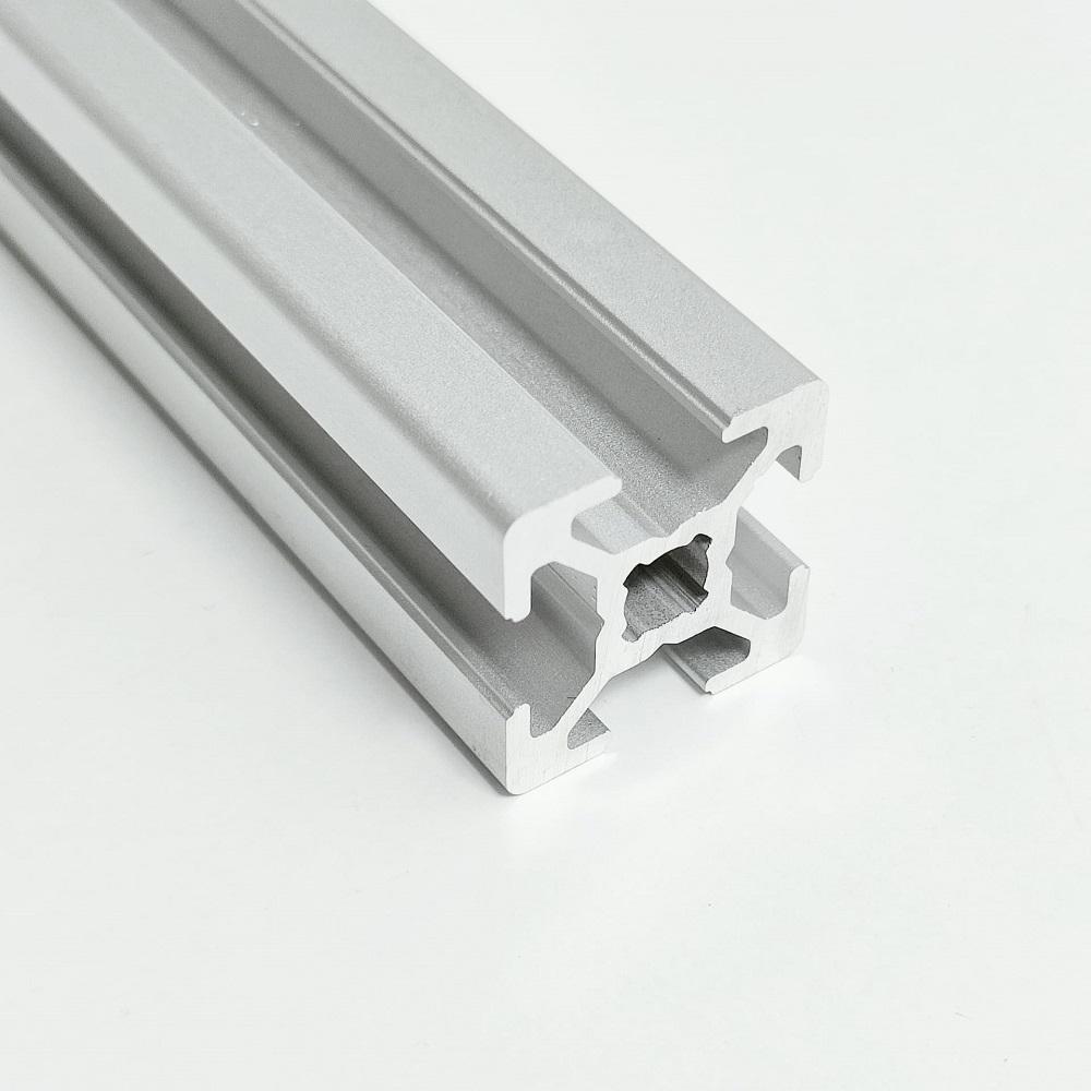 V-SLOT 2020 - Anodizado Natural (500mm)