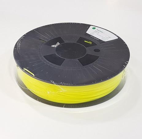 ABS RepRap PT - 1.75mm 500gr - Amarelo Flurescente