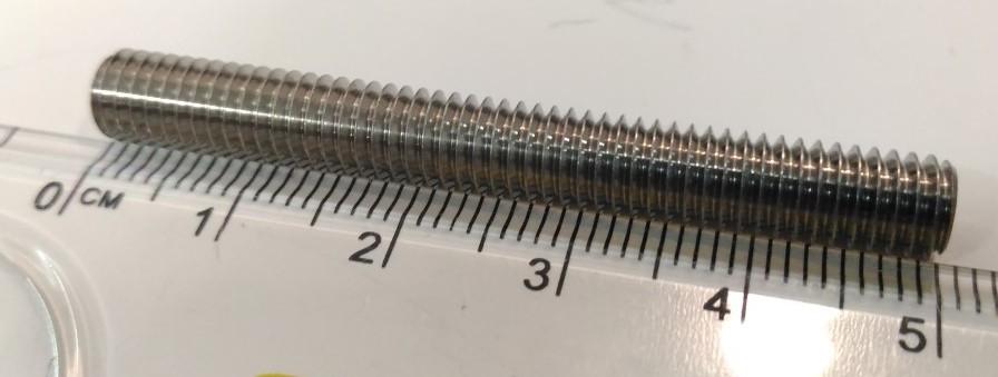 Heat Thermal Break com teflon M6x50mm