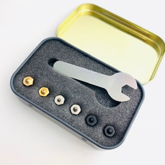 Nozzle Pro Pack 1.75mm