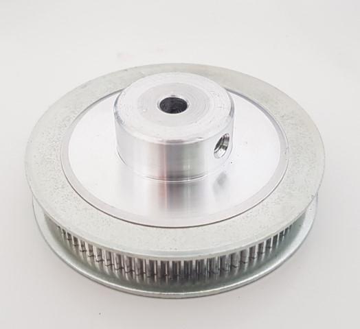 Polia Gt2 - 80 Dentes 5mm alumínio